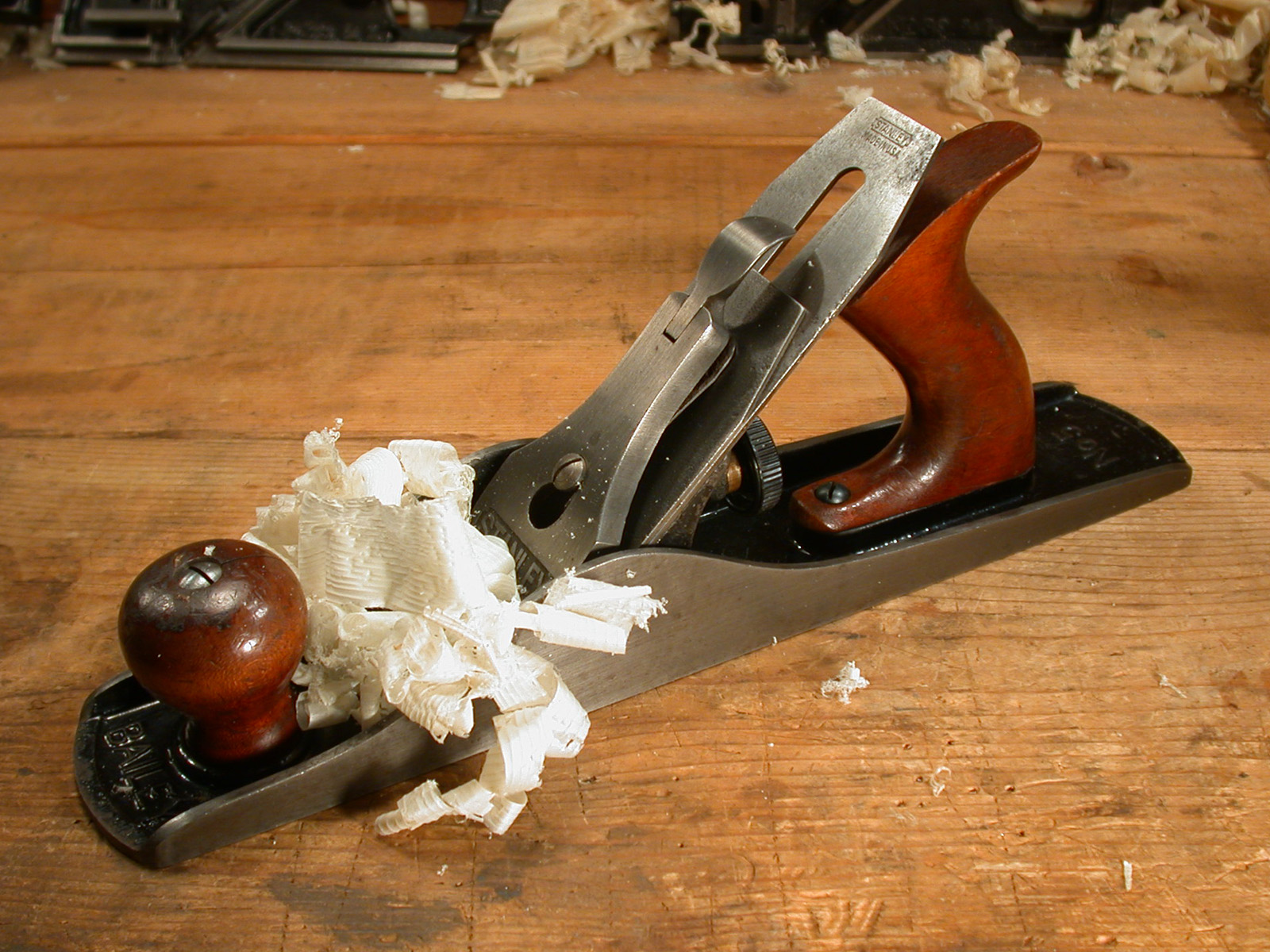 Setting Up and Tuning a Hand Plane | Virginia Toolworks