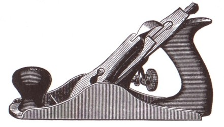 Catalog Image of Stanley Bailey Smoothing Plane, c. 1880s
