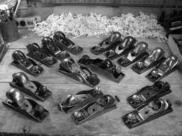 Block Plane Collection 3-11 B&W