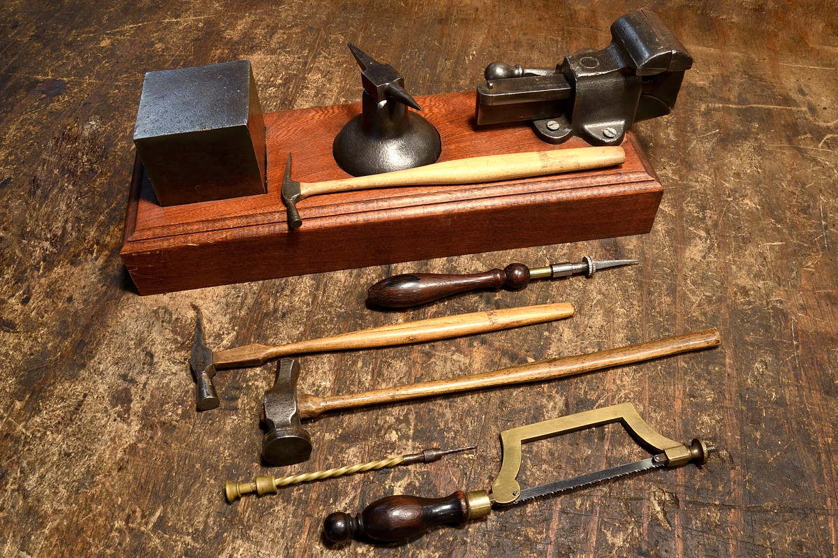 Jewelers Bench Tools
