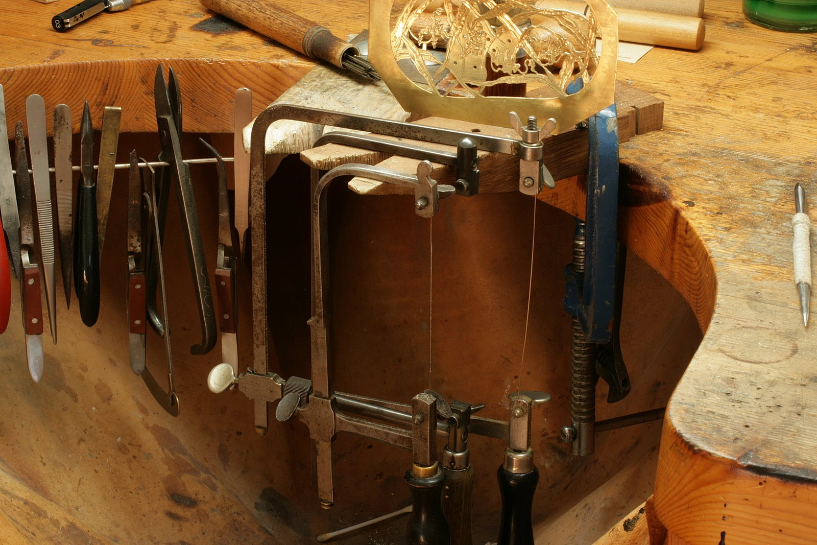Goldsmith, Silversmith, & Jewelry Tools, Old and New   Virginia ...