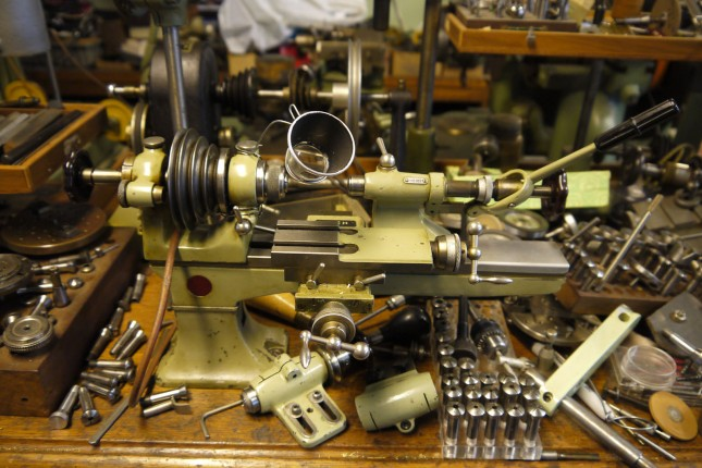 Watchmakers Bench Plans Damaged74gzy