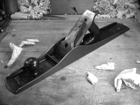 woodworking planes types