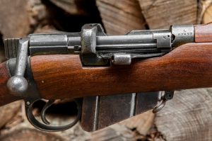 Lee-Enfield SMLE No. 1 MKIII