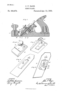 US339872-Gage-Patent