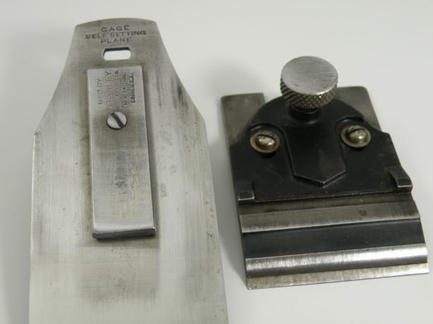 stanley plane irons