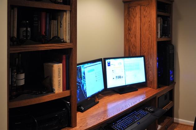 Office Desk Right