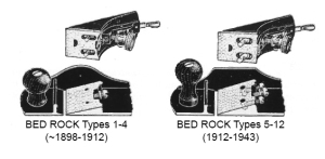 The Two Frog Attachment and Adjustment Designs